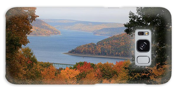 Overlooking Kinzua Lake Galaxy Case