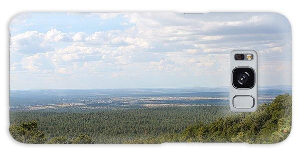 Overlooking Pinetop Galaxy Case