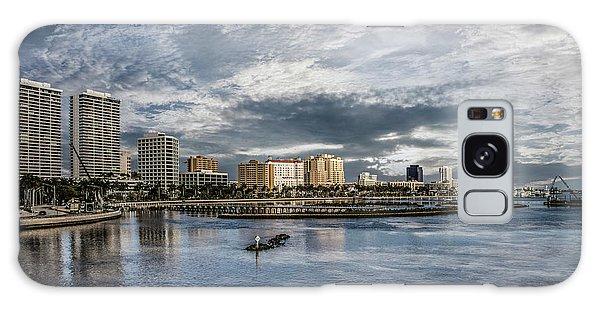 Flagler Galaxy Case - Overlooking West Palm Beach by Debra and Dave Vanderlaan