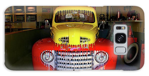 Overpainted 1950 Ford Pickup Galaxy Case