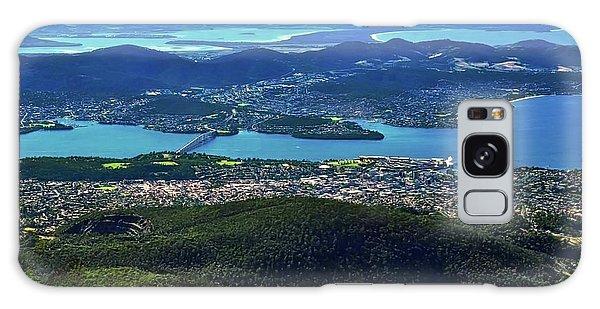 Overview Of Hobart Tasmania Galaxy Case