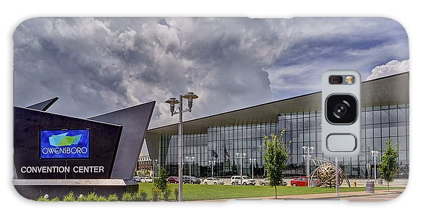 Owensboro Kentucky Convention Center Galaxy Case