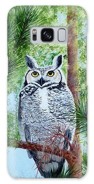 Owl Galaxy Case