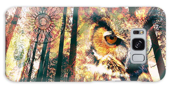 Owl Medicine 2015 Galaxy Case