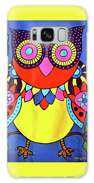 Owl Galaxy Case