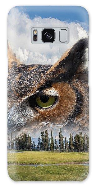 Owl's Rest Galaxy Case