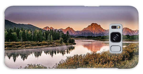 Oxbow Bend Galaxy Case