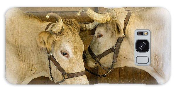 Oxen Team Galaxy Case