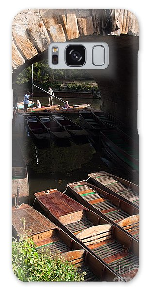 Oxford Punts Galaxy Case