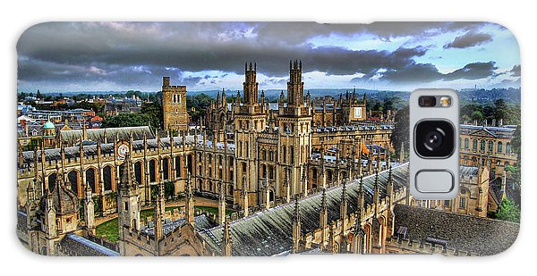 Oxford University - All Souls College Galaxy Case