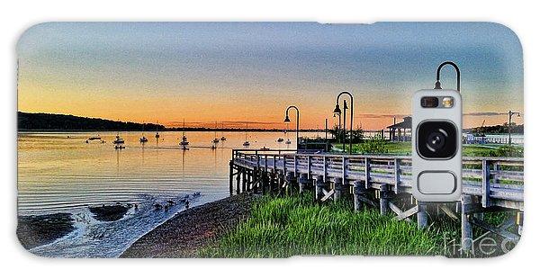 Oyster Bay Long Island Galaxy Case