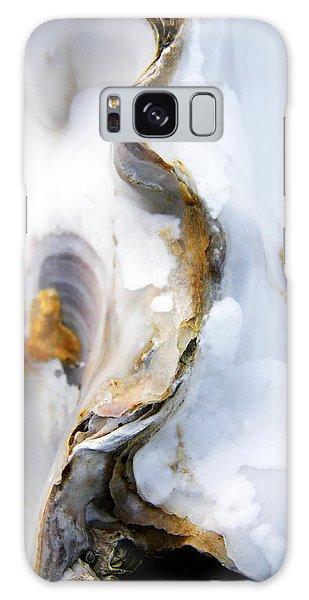 Oyster Galaxy Case by Richard George