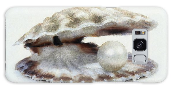 Oyster With Pearl Galaxy Case