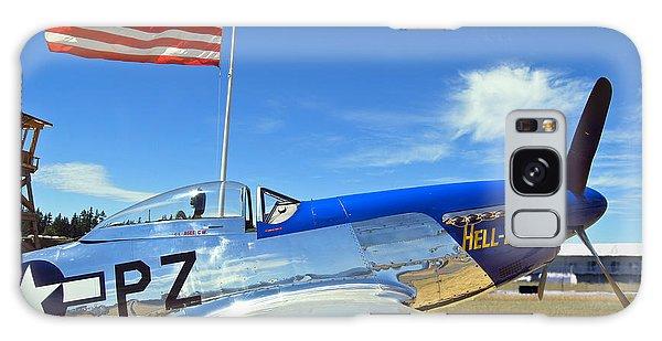 P-51 Hell - Er - Bust Galaxy Case