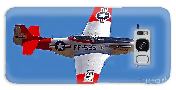 P-51d Mustang Flyby Galaxy Case