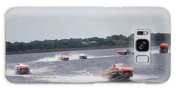 P1 Powerboats Orlando 2016 Galaxy Case by David Grant