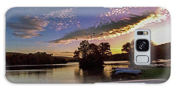 Pa French Creek 2074 Galaxy Case by Scott McAllister