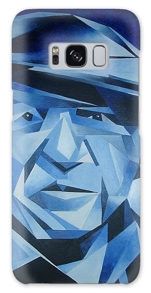 Pablo Picasso The Blue Period Galaxy Case by Tracey Harrington-Simpson