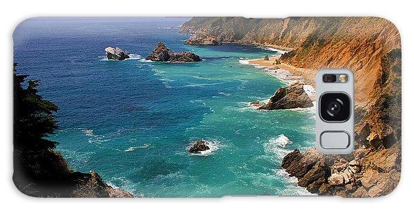 Pacific Coast Blues Galaxy Case