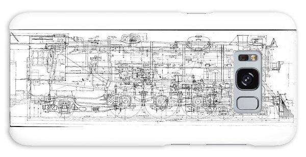 Pacific Locomotive Diagram Galaxy Case