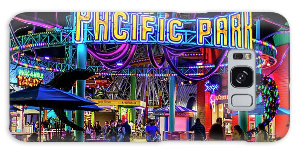 Pacific Park - On The Pier Galaxy Case