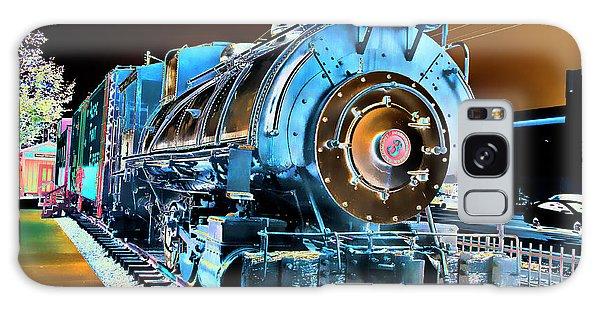 Pacific Southwest Railway And Meseum Galaxy Case by Daniel Hebard