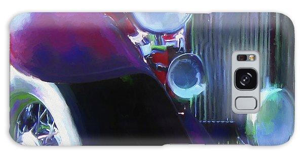 Packard Close Up Galaxy Case