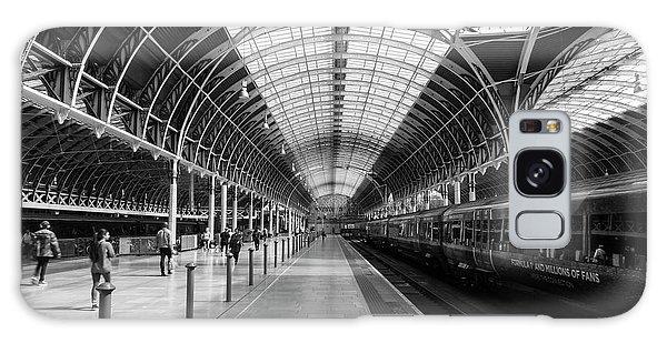 Paddington Station Galaxy Case