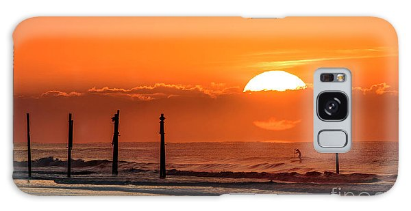 Paddle Home Galaxy Case