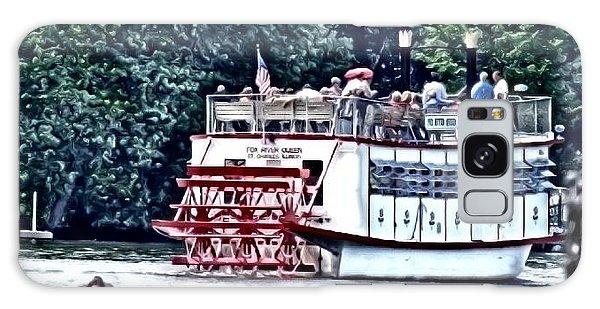 Paddleboat Galaxy Case