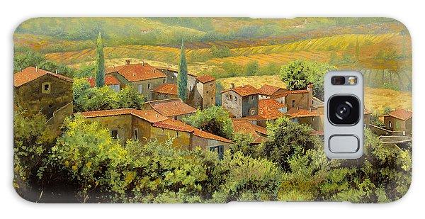 Forest Galaxy Case - Paesaggio Toscano by Guido Borelli