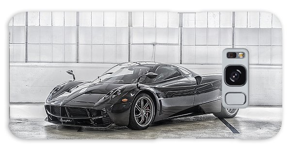 Galaxy Case featuring the photograph Pagani Huayra by ItzKirb Photography