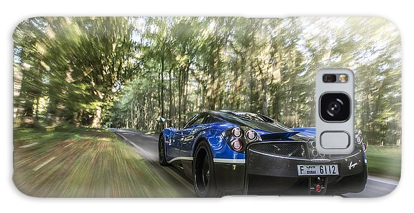 Pagani Huayra Road Trip Galaxy Case