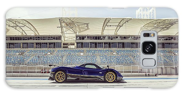 Pagani Zonda In Bahrain Galaxy Case