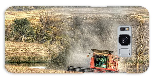 Page County Iowa Soybean Harvest Galaxy Case