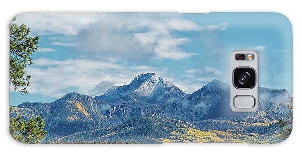 Pagosa Peak Autumn 2014 Galaxy Case