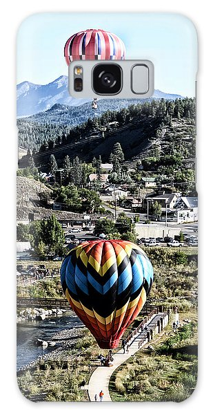 Pagosa Springs Colorfest 2015 Galaxy Case