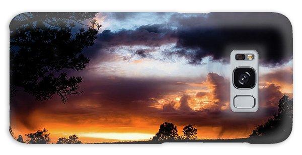 Pagosa Sunset 11-20-2014 Galaxy Case