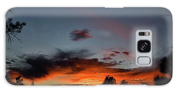 Pagosa Sunset 11-30-2014 Galaxy Case