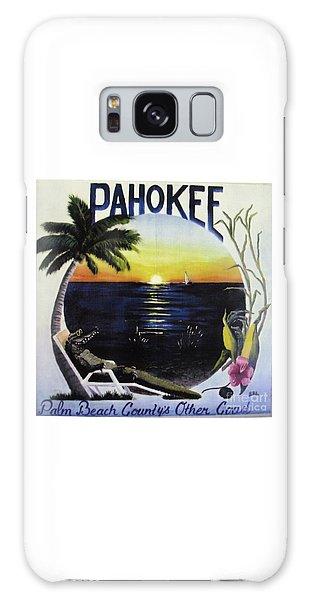 Pahokee Logo Galaxy Case