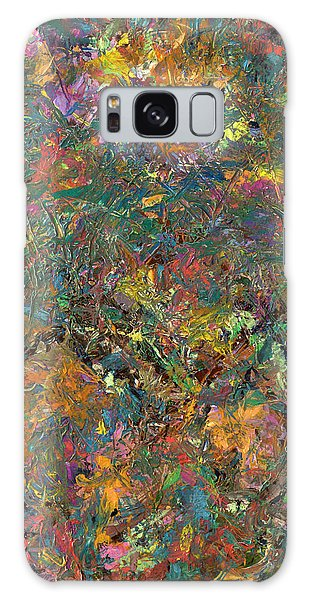 Popular Galaxy Case - Paint Number 29 by James W Johnson