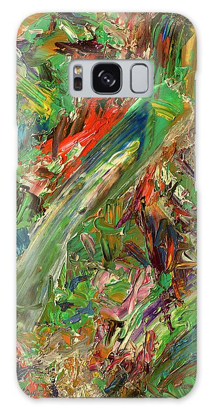 Abstract Expressionism Galaxy Case - Paint Number 32 by James W Johnson