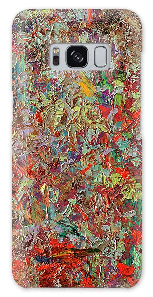 Popular Galaxy Case - Paint Number 33 by James W Johnson