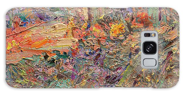 Popular Galaxy Case - Paint Number 34 by James W Johnson