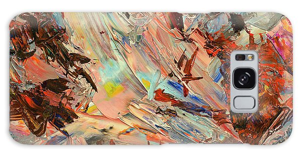 Abstract Expressionism Galaxy Case - Paint Number 36 by James W Johnson