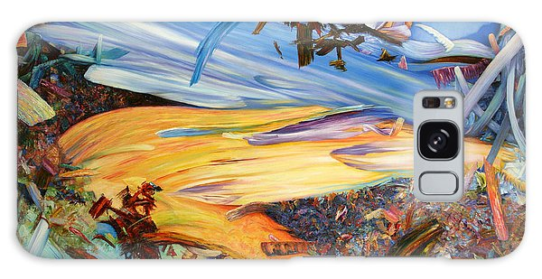 Abstract Expressionism Galaxy Case - Paint Number 38 by James W Johnson