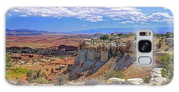 Painted Desert Of Utah Galaxy Case
