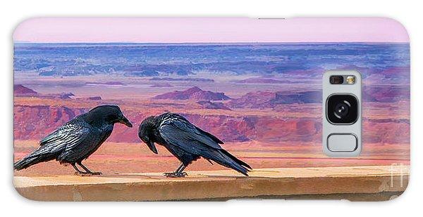 Painted Desert Pals Galaxy Case