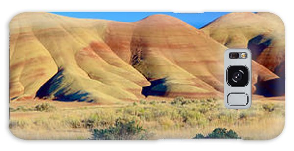 Painted Hills Extreme Pano  Galaxy Case