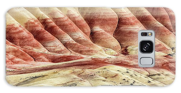Galaxy Case featuring the photograph Painted Hills Landscape by Pierre Leclerc Photography